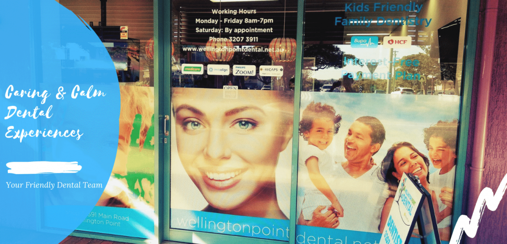 dentist wellington point- dental practice with opening ours and health funds